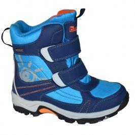 9dd2ab524350a Recenzia Bugga Chlapčenské zimné topánky - modré