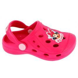 8bf559fba7d7 Detail tovaru · Disney by Arnetta Dievčenské sandále Minnie - ružové