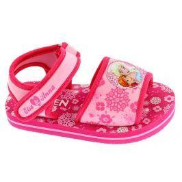3608e3b8de4b Detail tovaru · Disney by Arnetta Dievčenské sandále Frozen - ružové
