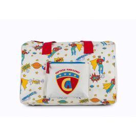Pink Lining Cestovná taška pre deti - Captain Amazing