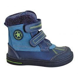 9789c40e74a94 Recenzia Primigi Dievčenské zimné topánky s hviezdou - šedé