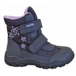 46aeff4f3d159 Detail tovaru · Protetika Dievčenské zimné topánky Koba - modré