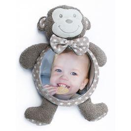 Bo Jungle plyšové zrkadlo Home &Car Monkey