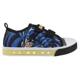 4c91b5ae1fe1b Detail tovaru · Disney Brand Chlapčenské blikacie tenisky Batman - modro- šedé