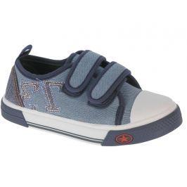 e646c8673584f Recenzia Beppi Chlapčenské tenisky s číslom - modré