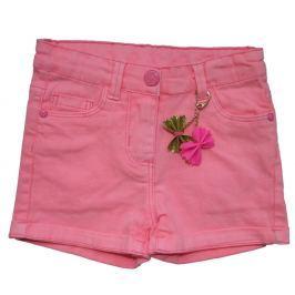 58ed47b72d96 Detail tovaru · Carodel Dievčenské kraťasy s mašličkami - ružové