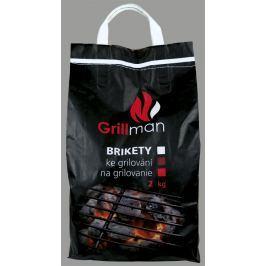 GRILLMAN Brikety na grilovanie 2kg