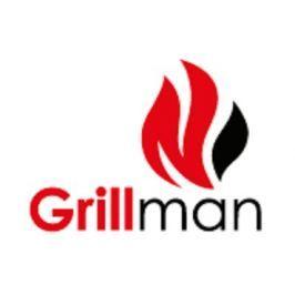 GRILLMAN Grilovacie tácky 4 ks