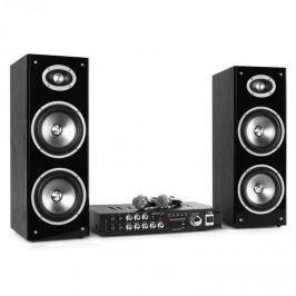 LTC Karaoke Star 3D-BT bluetooth, USB a2 mikrofóny