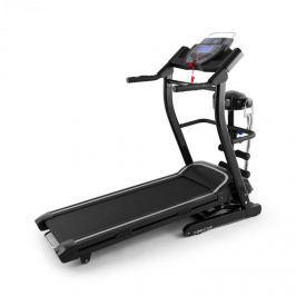Klarfit Pacemaker FX5, bežecký pás, 1,5 koní, 12 km/h, merač pulzu, masážne zariadenie