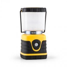 Yukatana Yantlia, žltá, kempingová LED lucerna, rohová, 600 lumenov