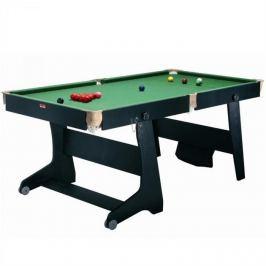 Riley FS-6 TT-1 biliardový stôl s doskou na hranie stolného tenisu a šípok, sklopiteľný