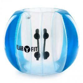 Klarfit Bubball AB Bubble Ball pre dospelých 120x150cm EN71P PVC modrá