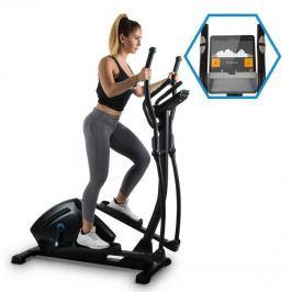 Capital Sports Helix Track, krosový trenažér, bluetooth, aplikácia, 18 kg zotrvačník
