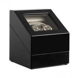 Klarstein 1-BKGR, pohyblivá vitrína na hodinky, 2 hodiniek