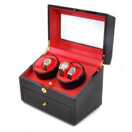 Klarstein 2-BKRD, pohyblivá vitrína na hodinky, 10 hodiniek
