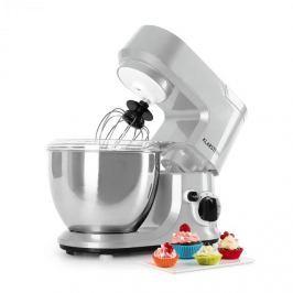 Klarstein Carina Argentea, 800 W, kuchynský robot, 4 litre, strieborný