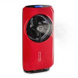 Klarstein Cool Tropic, stojanový ventilátor so zvlhčovačom vzduchu, 48 W, 2820 m³/h, červený