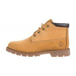 Timberland Členková obuv Žltá