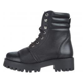 Steve Madden Osso Členková obuv Čierna