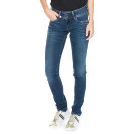 Pepe Jeans Vera Jeans Modrá