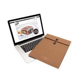 Recenzia Obal na notebook Luckies of London The Envelope f06a8518730