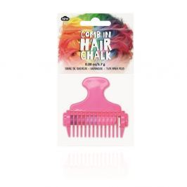 Hrebeň s kriedou na vlasy NPW Comb In Hair Chalk