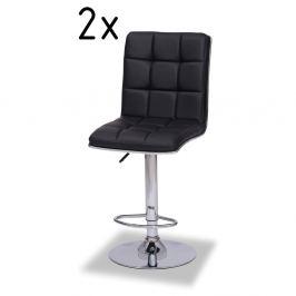 bb5c97220271 Detail tovaru · Sada 2 barových stoličiek Furnhouse Liva