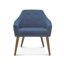 3fbb1f44d2db Detail tovaru · Modrá jedálenská stolička Fameg Bendt