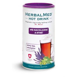 HerbalMed Hot drink Dr. Weiss nachladnutie nádcha 180g
