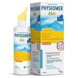 PHYSIOMER KIDS NOS.SPR 115ML,2ROKY +