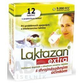 LAKTAZAN EXTRA 9000 FCC TABLETY 12