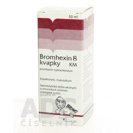 BROMHEXIN 8-KVAP KM GTT 50ML 8MG/ML