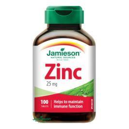 Jamieson Zinok 25 mg 100tbl