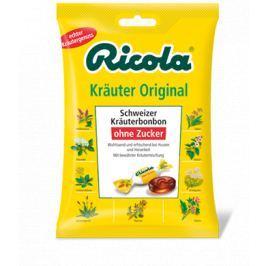 Cukríky RICOLA Originál 75g