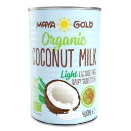 BIO Kokosové mlieko (6% tuk) 400 ml