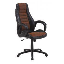 d1fcc1f74099 Recenzia Otočná stolička FM-265 BW