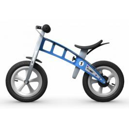 Detské odrážadlo First Bike Street svetlo modré