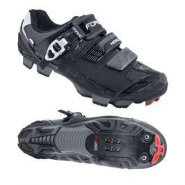Cyklistické tretry Force MTB HARD čierne