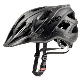 Cyklistická prilba Uvex Stivo CC čierna matná