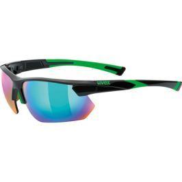 8abea136c Recenzia Cyklistické okuliare Uvex Sportstyle 221 čierno-zelené