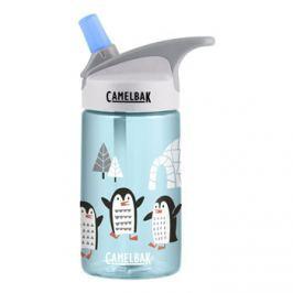 Detská fľaša CamelBak Eddy Kids 0.4l Playful Penguins