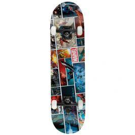 Skateboard Choke Marvel Sequence