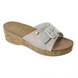 3c1d715003bf9 Detail tovaru · Scholl Zdravotná obuv WAPPY Lea - biela vel. 36